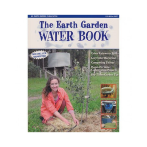 The Earth Garden Water Book